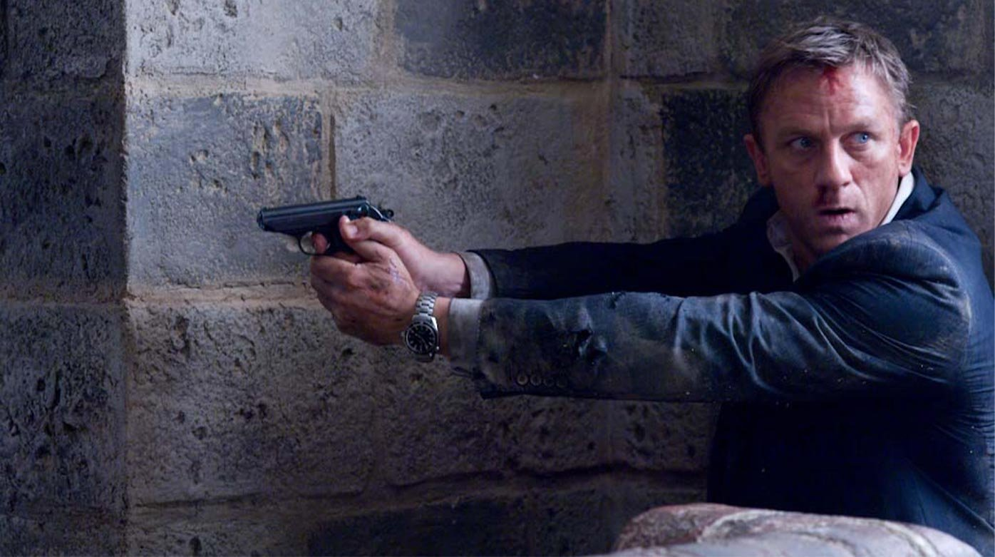 Omega  - What will the next James Bond watch be?