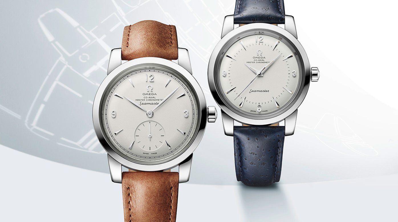 Omega - Seamaster 1948 Éditions Limitées