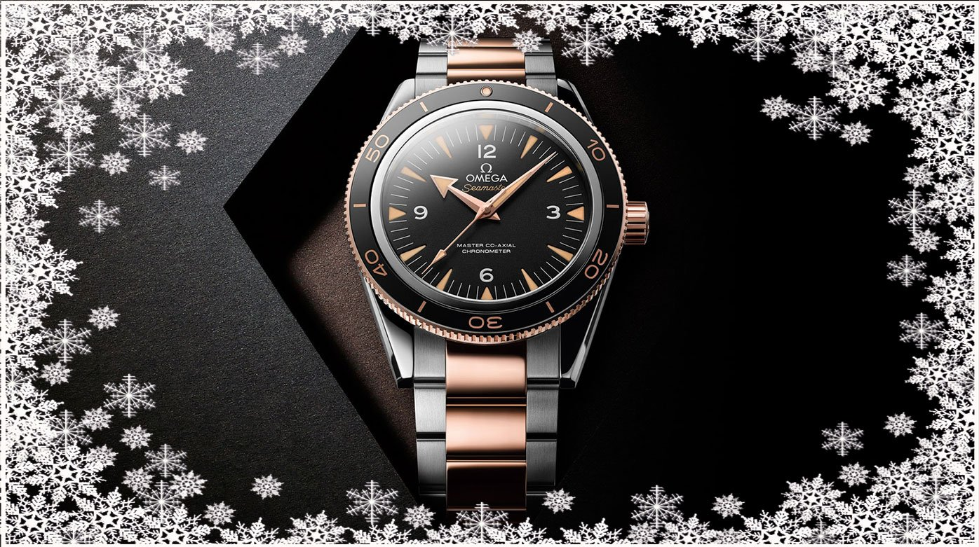Omega - Christmas selection