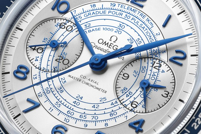 Dissecting Time With The New Omega Speedmaster Chronoscope