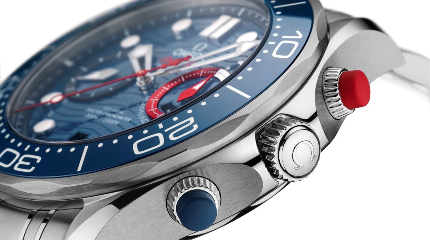 Omega - Seamaster Diver 300M America's Cup