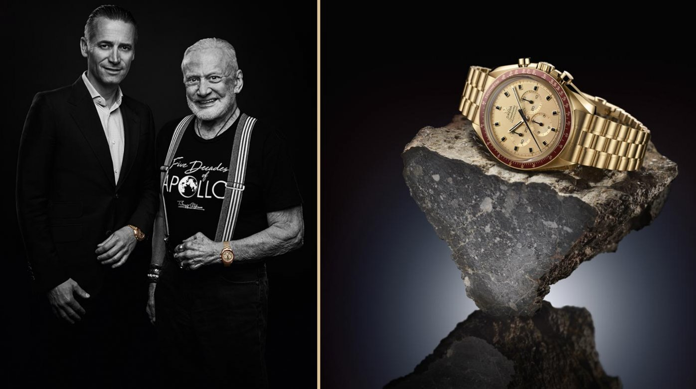 """Why not...? - The erotic year and the Omega Speedmaster Apollo 11 50th Anniversary """"Nixon"""""""