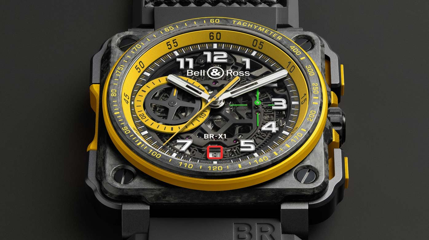 Bell & Ross - La BR-X1 RS17 Only Watch vendue 35'000 CHF!