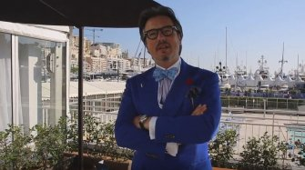 Talking watches in Monaco