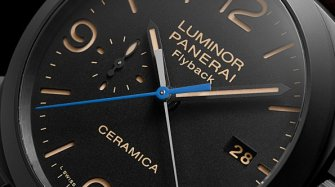 Luminor 1950 3 Days Chrono Flyback Automatic Ceramica 44mm Trends and style