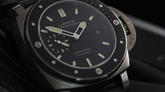 Luminor Submersible 1950 Amagnetic 3 Days Automatic Titanio - 47mm Style & Tendance