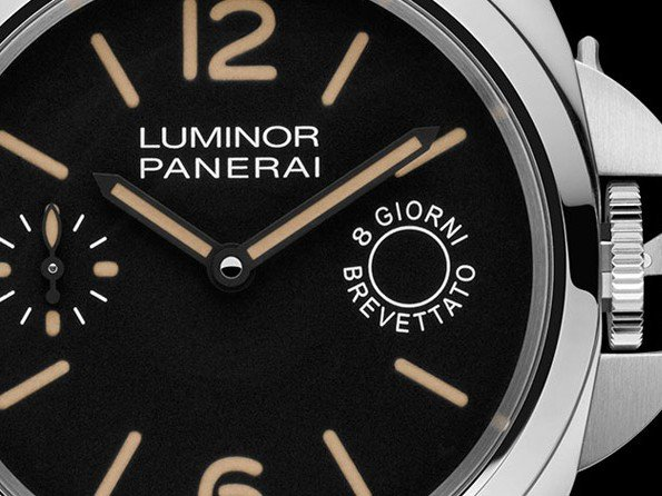 Why not...? - The Panerai PAM 590