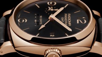 Radiomir 1940 10 Days GMT Automatic, oro rosso, 45 mm Trends and style