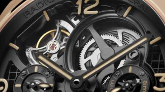 Radiomir 1940 Tourbillon GMT Oro Rosso – 48mm Trends and style