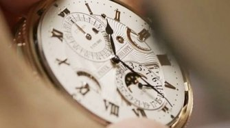 Grandmaster Chime : a striking watch in all senses and more besides