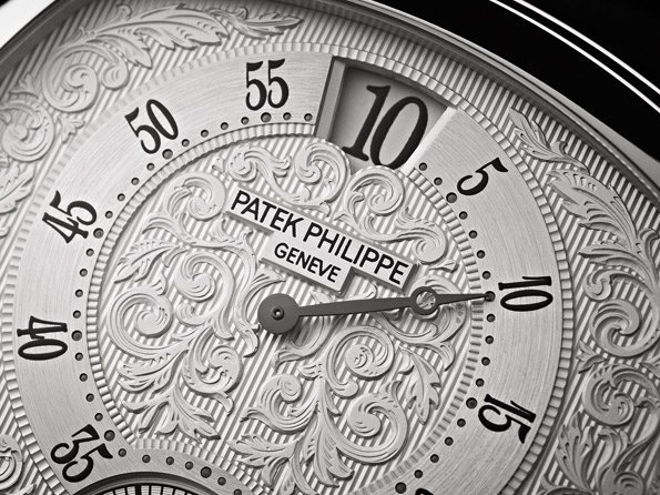 Patek Philippe - The art of hand finishing: the dial