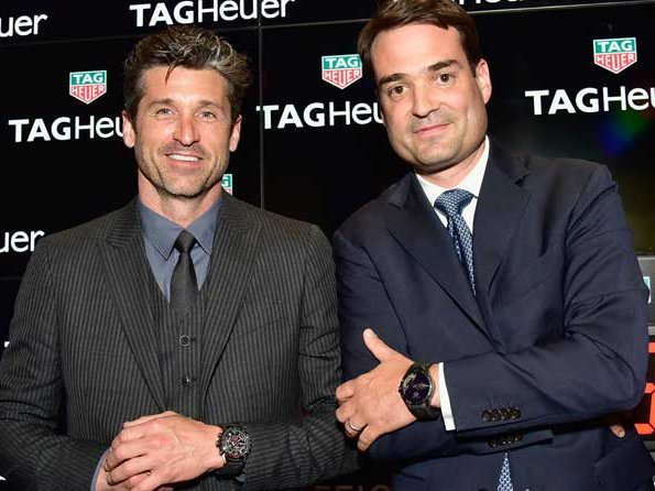 Tag Heuer Patrick Dempsey Presents Two New Limited Edition Indy500