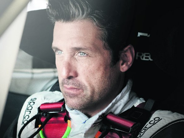 Tag Heuer Interview Patrick Dempsey People And Interviews