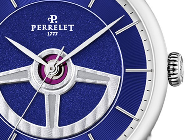 Perrelet - First Class Double Rotor