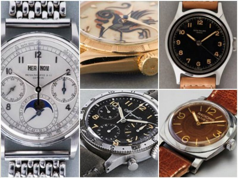collecting with phillips bacs russo patek rolex and the others auctions and vintage worldtempus worldtempus
