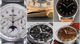 Patek, Rolex and the others