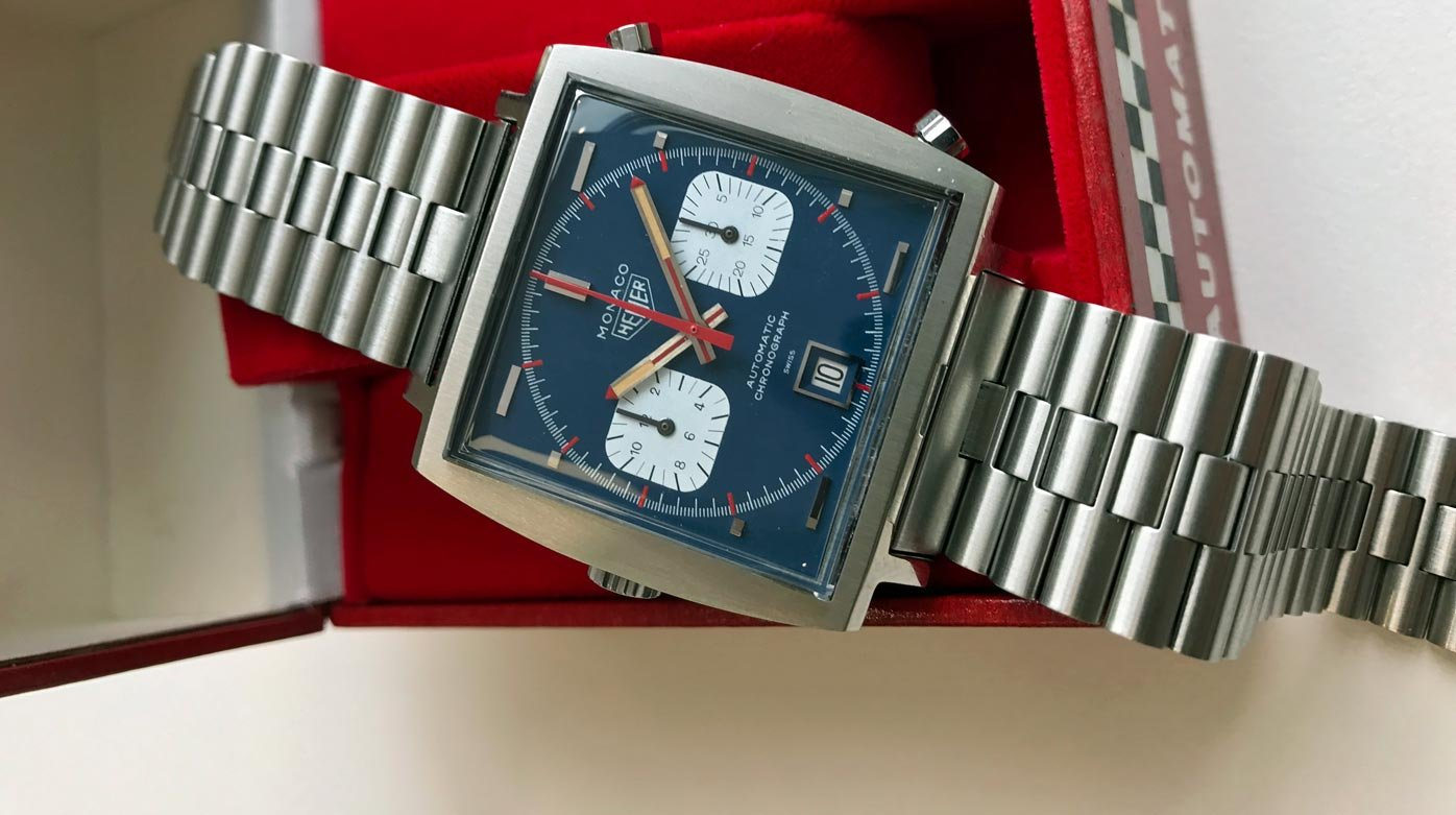 Phillips - Exceptional Heuer Chronographs from the Jack Heuer Era