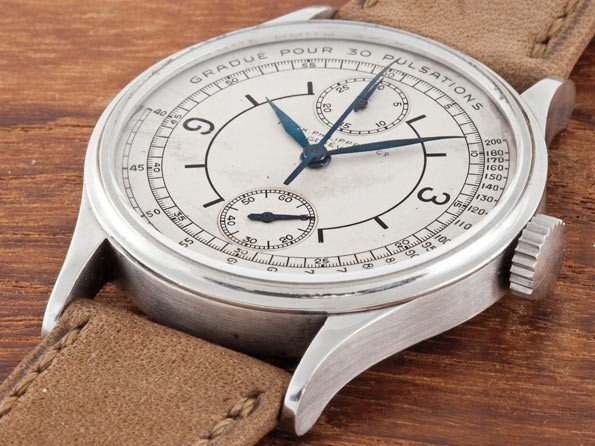 Auctions - A Patek Philippe watch sells for Sfr 4.6 million