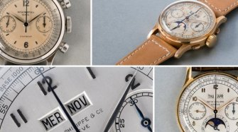 The Geneva Watch Auction: Four