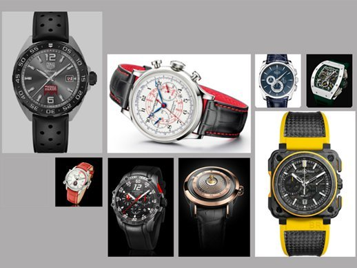 Limited edition watches - You don't have to have been there to enjoy them!