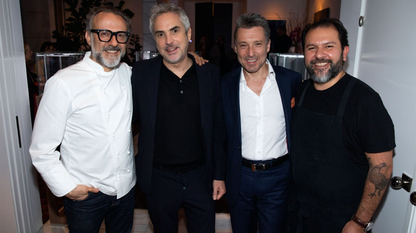 Panerai - A private dinner in honour of Alfonso Cuarón