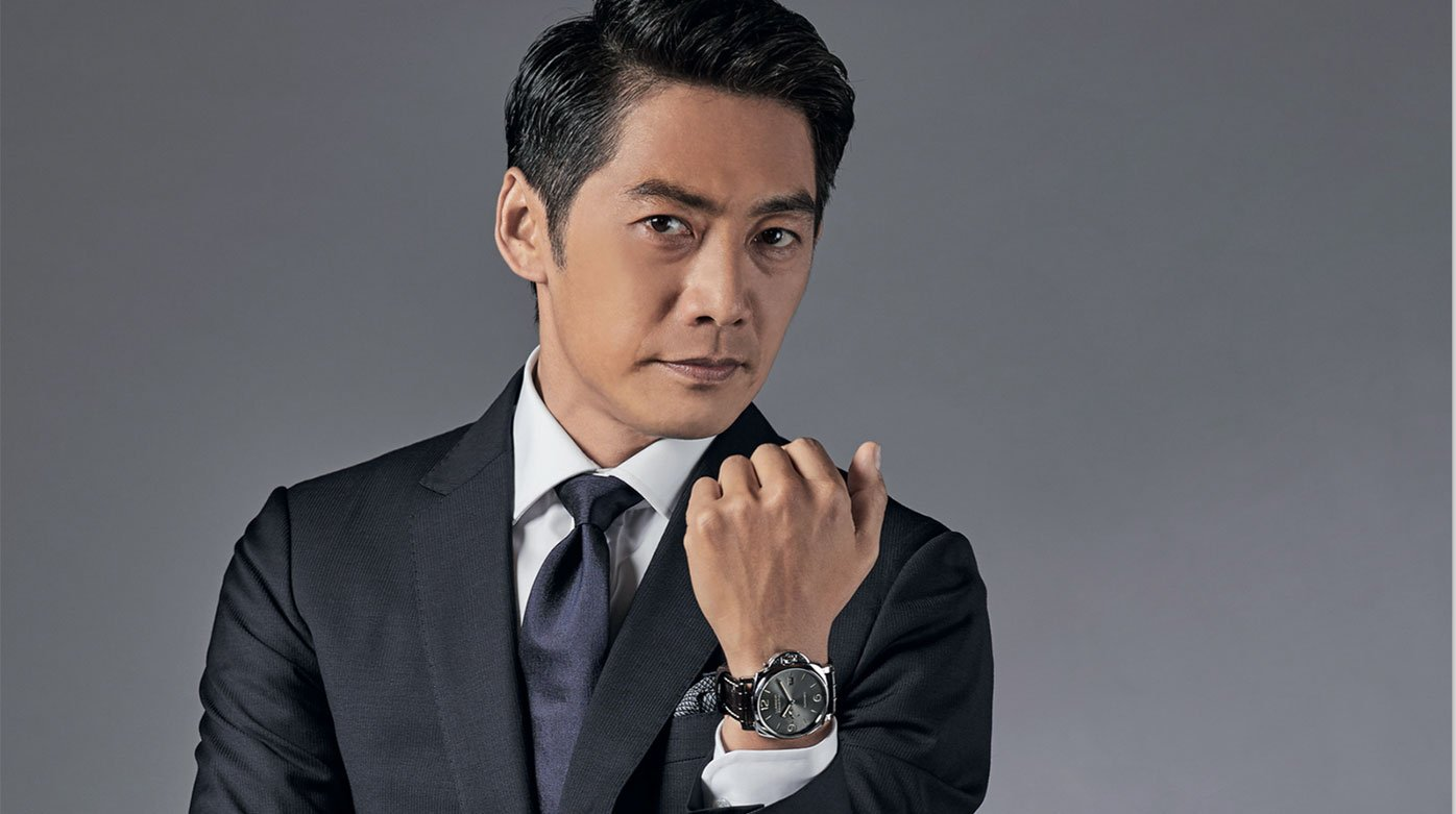 Panerai - A new ambassador for Japan