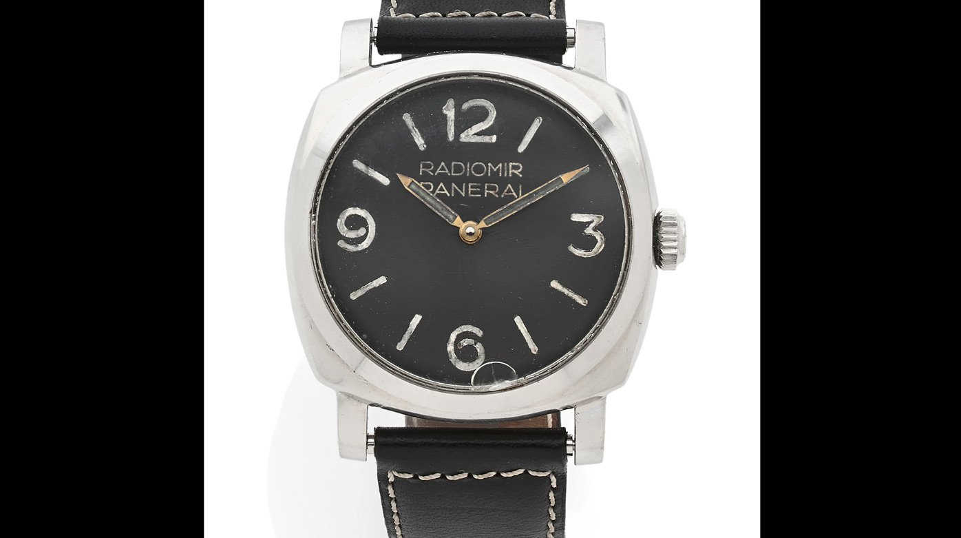Panerai - A rare vintage Radiomir auctioned for €226,000