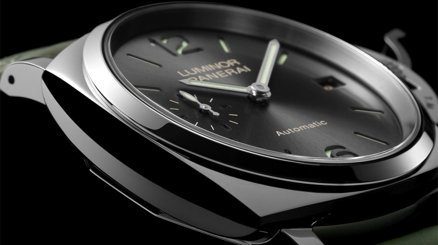 Officine Panerai - Une collection 2018 de taille