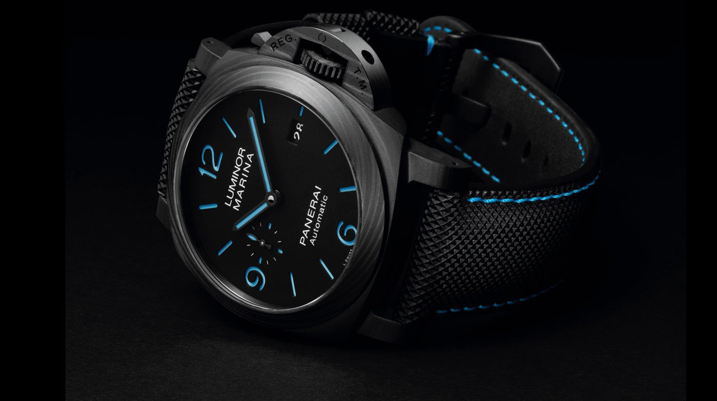 Panerai - Panerai Luminor Marina Carbotech™ 44 mm