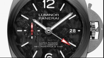 Luminor Luna Rossa GMT - 42 mm Trends and style