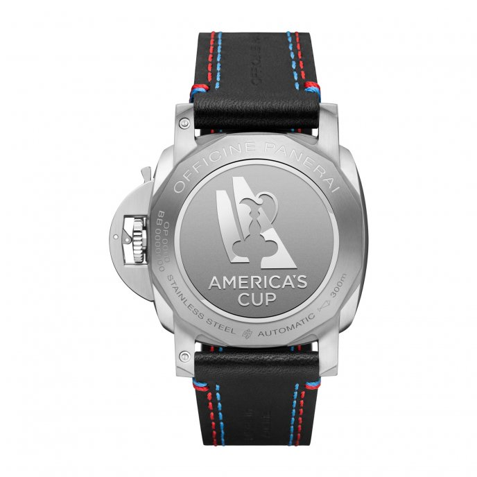 PAM00727 - Luminor Marina 1950 America's Cup 3 Days Automatic Acciaio - 44 mm