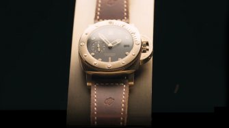 The Panerai experience online at Sotheby's Auctions and vintage