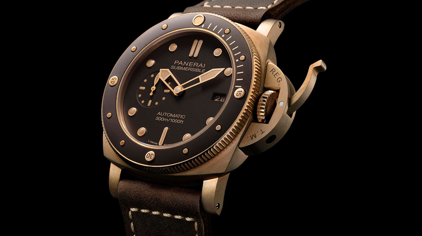 Why not...? - Limited editions and the Panerai PAM 968 Bronzo