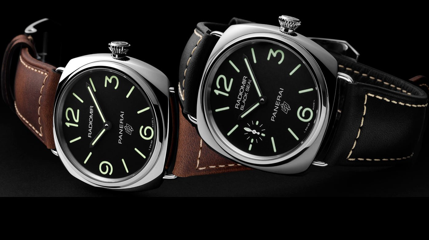 f01d12f6727b Panerai - Two new Radiomir models - Trends and style - WorldTempus