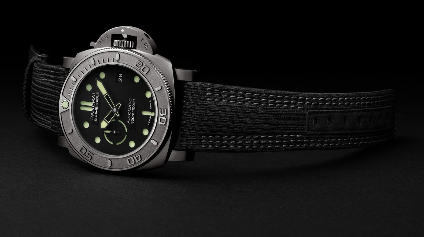 Panerai - Submersible Mike Horn models for the true adventurers