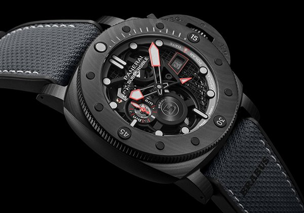 Submersible S Brabus Black Ops Edition