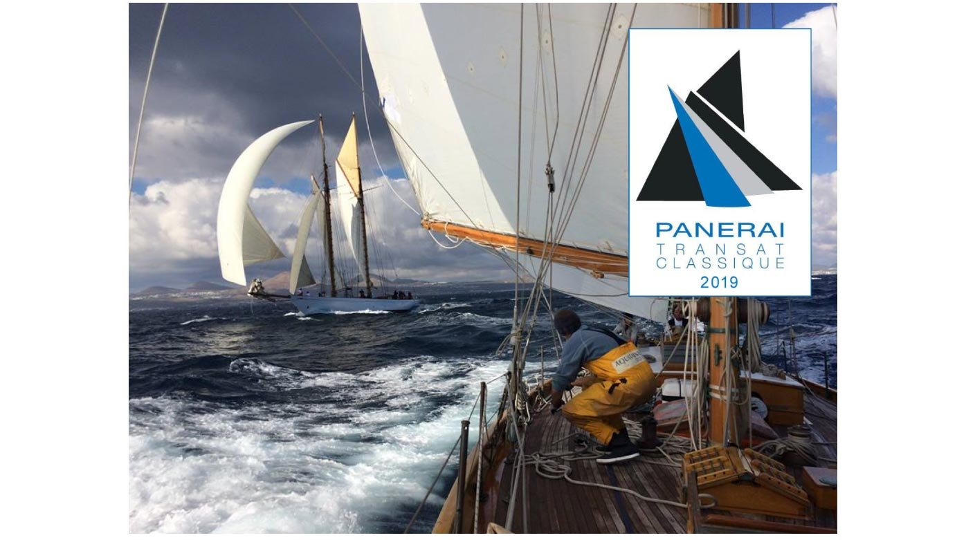 Panerai - Official announcement of the 4th edition of the Panerai Transat Classic