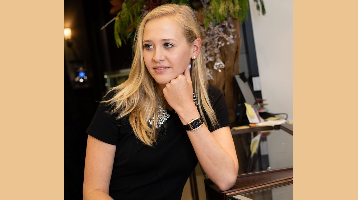 Parmigiani Fleurier - Jessica Korda, new Friend of the Brand