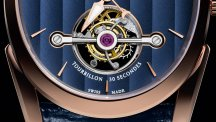 Ovale Tourbillon
