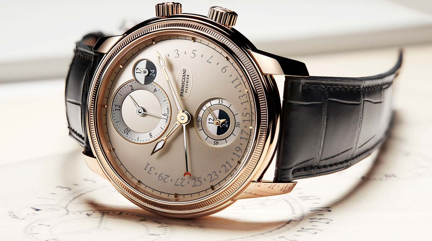 Parmigiani Fleurier - Two prizes given at the GPHG !