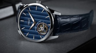 Tonda 1950 Tourbillon, Abyss blue dial Trends and style