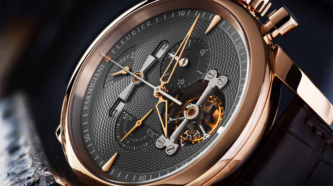 Parmigiani Fleurier  - The new Tondagraph Tourbillon