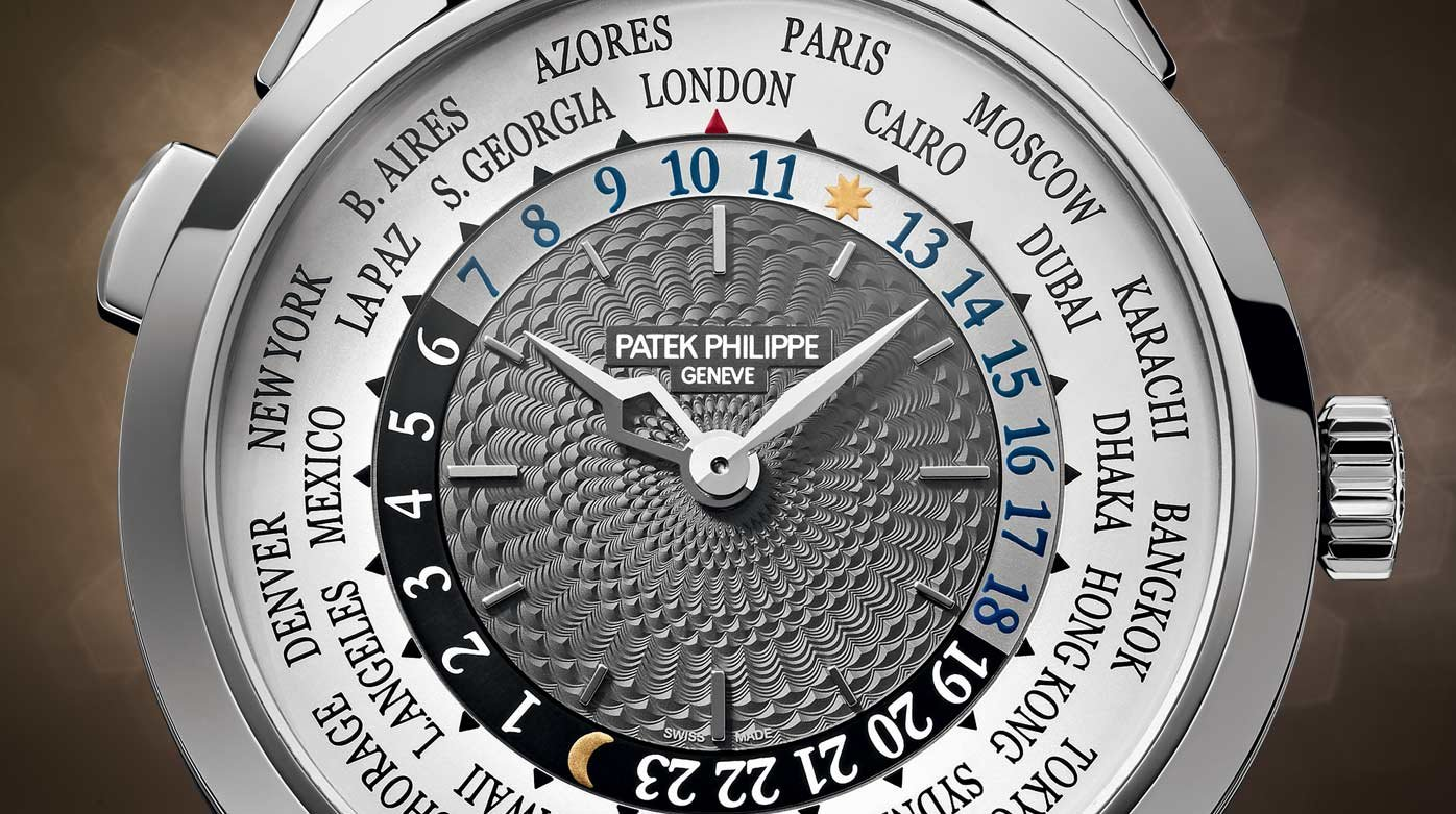 Patek Philippe - Reference 5230 World Time