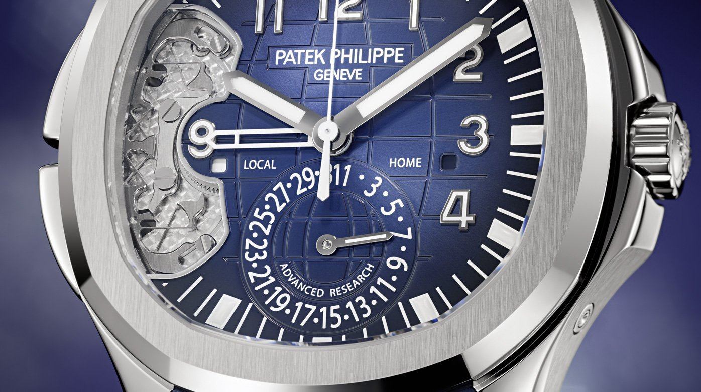 Patek Philippe Advanced Research - L'art de la bosse et du flexible