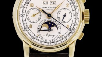"""The Asprey"" Auctions and vintage"