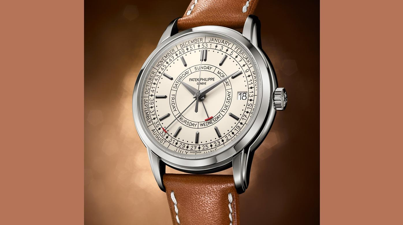 Why not...? - Complication or complexity: The Patek Philippe Calatrava Weekly Calendar 5212A