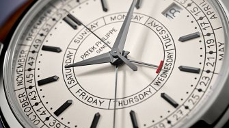 Ref. 5212A-001 Calatrava Weekly Calendar Innovation and technology