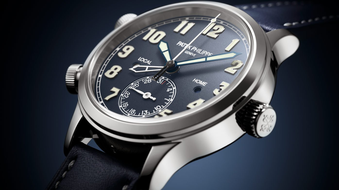 Patek Philippe - Pilots and politeness