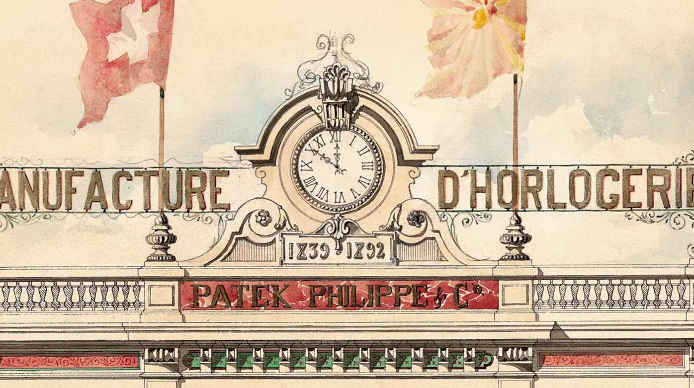 Patek Philippe - From the earliest days...