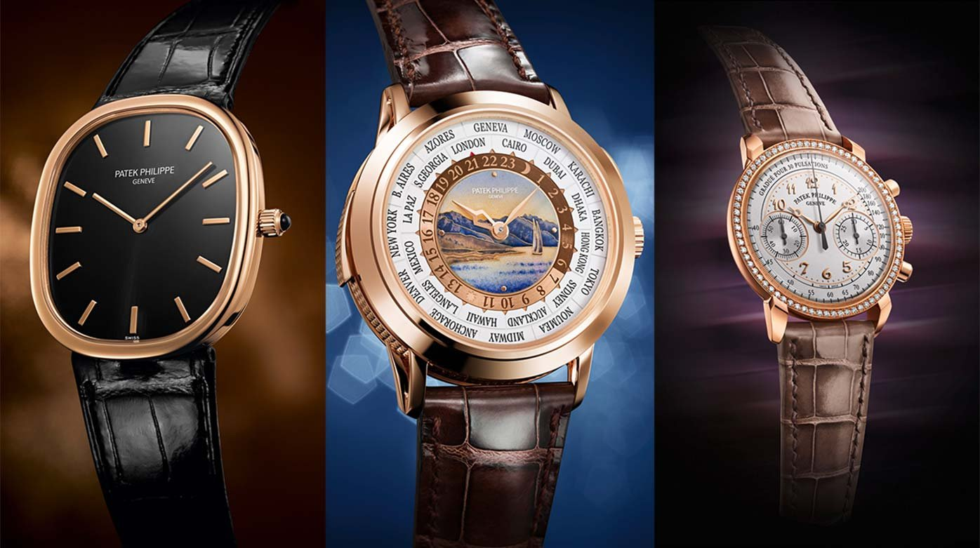 Patek Philippe - The three most important watches of Baselworld 2018